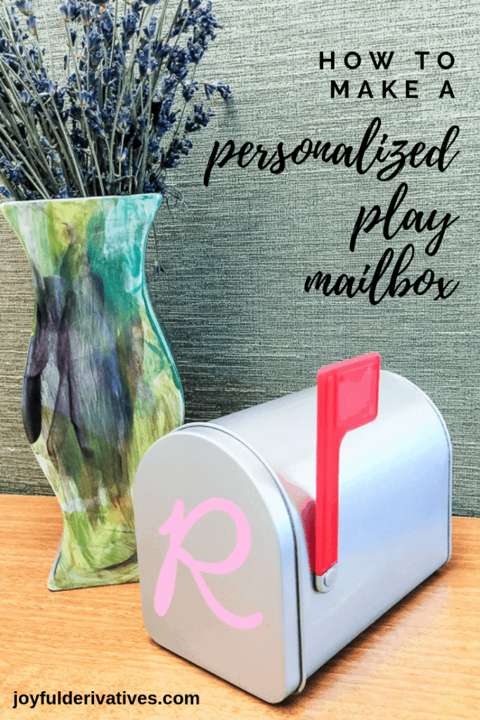 2 Diy Personalized Mailbox Tutorial Joyful Derivatives