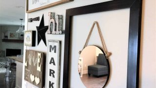How to Hang a Gallery Wall in 3 Easy Steps!