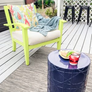 Updates and backyard deck ideas to try this spring.