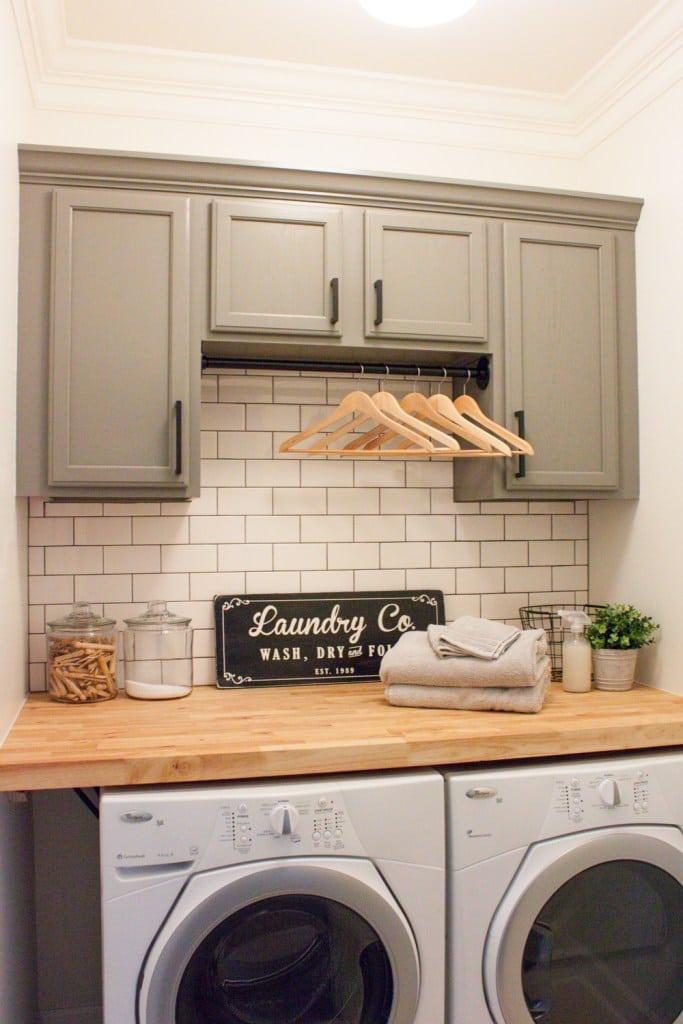 Laundry Room Designer: 15 Fabulous Farmhouse Laundry Room Design Ideas