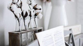 Valentine Decorations Ideas with Blush Decor