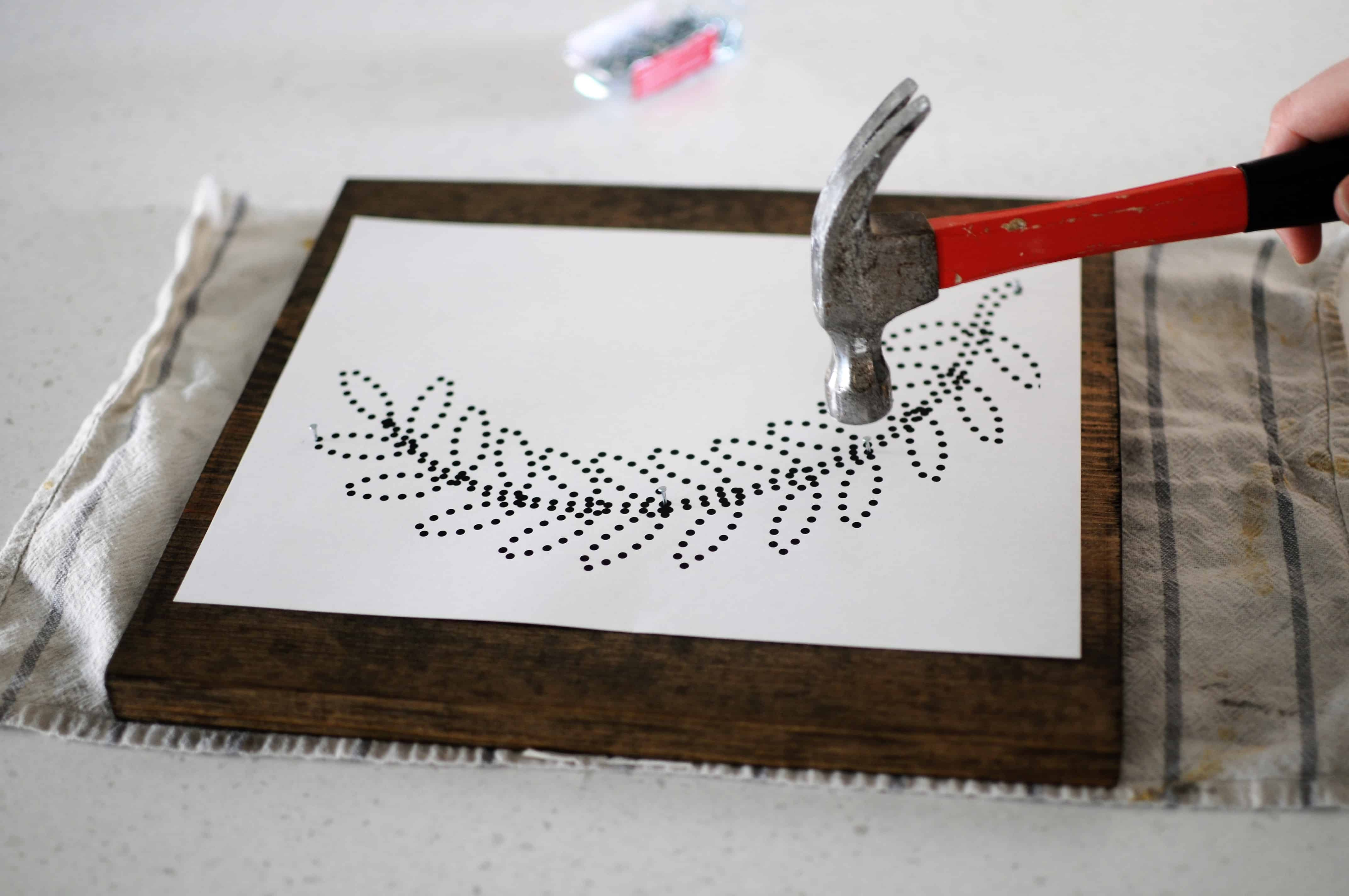 graphic about Free Printable String Art Patterns With Instructions called Very simple and Absolutely free String Artwork Routines and Guidance! - Pleased