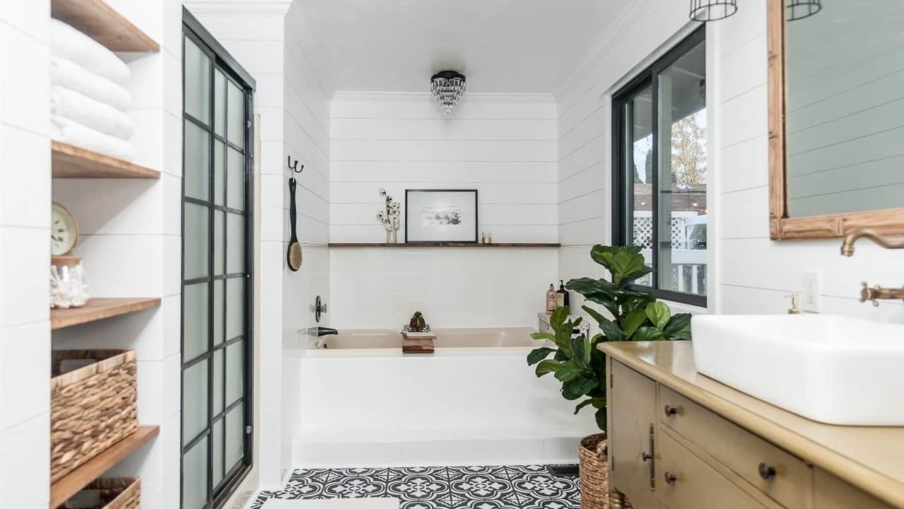 How to Install Shiplap in 4 Simple Steps - Joyful Derivatives