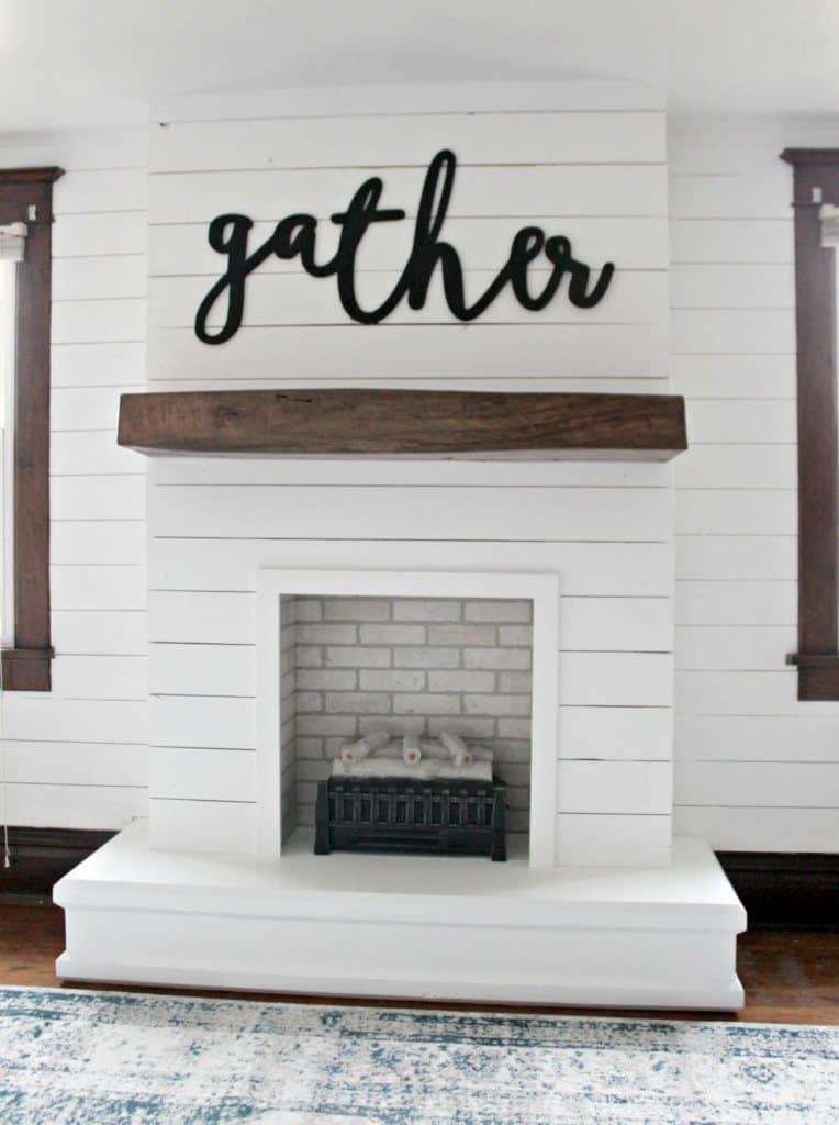 Five Fabulous Diy Faux Fireplace Tutorials Joyful