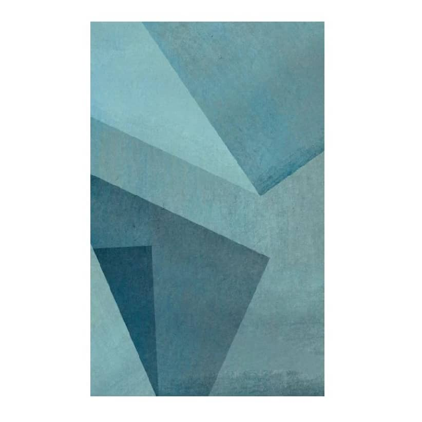 West Elm Mid Century Knock Offs - Wayfair Geometric Rug