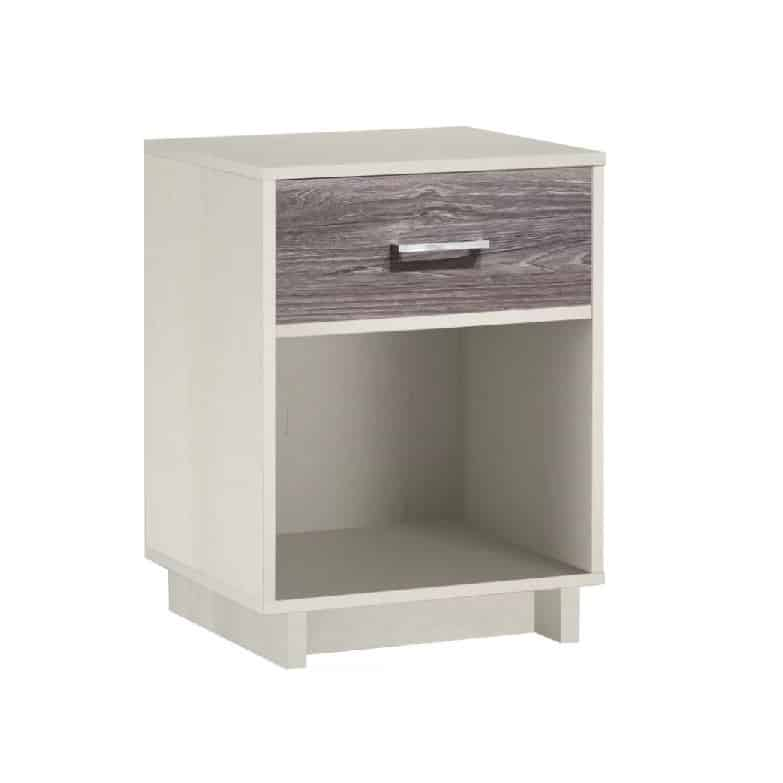 West Elm Mid Century Knock Offs - Wayfair Coastal Nightstand