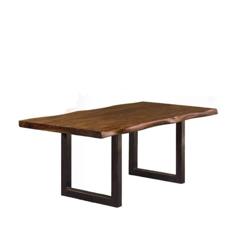 West Elm Mid Century Knock Offs - Wayfair Dining Table