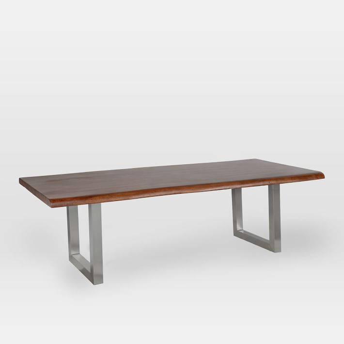 West Elm Mid Century Knock Offs - West Elm Dining Table