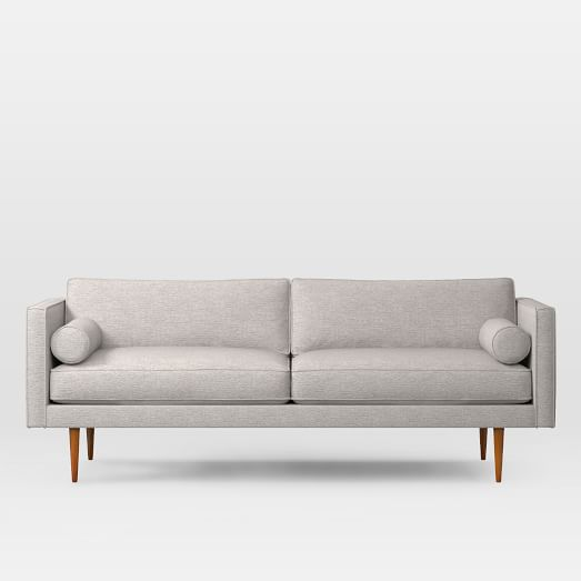 West Elm Mid Century Knock Offs - West Elm Sofa