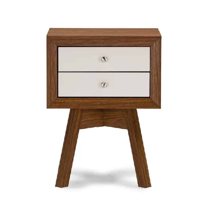 West Elm Mid Century Knock Offs - Wayfair Nightstand