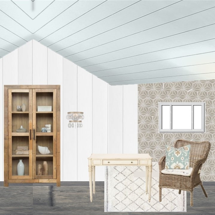 Tips For Redecorating Your Home Office: She-Shed Home Office Design Ideas And Plans