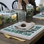Reversible Wooden DIY Placemats Tutorial