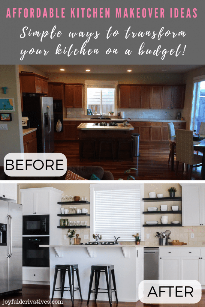Diy Kitchen Makeover Ideas That Will Transform Your Kitchen On A