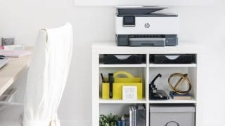 Home Office Setup Ideas for an Efficient Printer Station