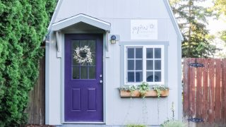 10 Easy Ways to Boost your She Shed Office Curb Appeal