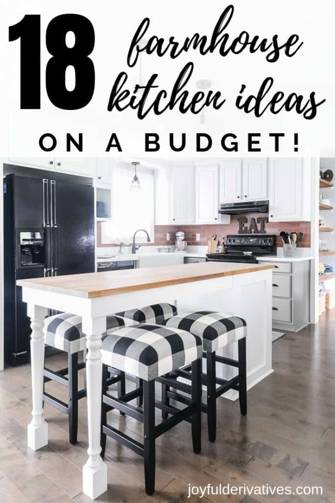 18 Must-Haves for Decorating a Farmhouse Kitchen - Joyful ... on red kitchen signs, farmhouse kitchens 1900 1915, beach kitchen signs, home kitchen signs, old kitchen signs, cottage kitchen signs, modern kitchen signs, hotel kitchen signs, cabin kitchen signs, french kitchen signs, family kitchen signs, rustic kitchen signs, tuscan kitchen signs, commercial kitchen signs, country kitchen signs, primitive kitchen signs, kitchen word signs, southern kitchen signs, retro kitchen signs, colonial kitchen signs,