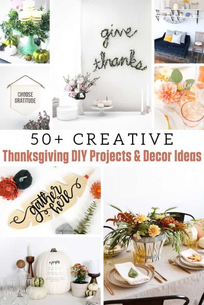 50 Cheap Thanksgiving Decorations Ideas Joyful Derivatives