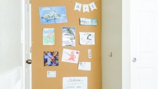 How to Build & Install Removable Corkboard Walls