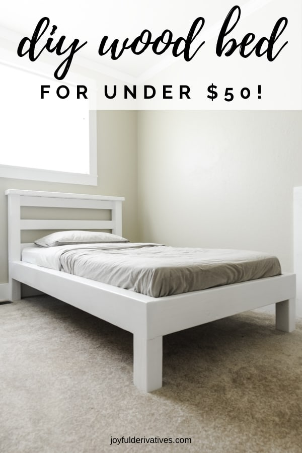 How To Build A Platform Bed With Legs, How To Build A Platform Queen Bed