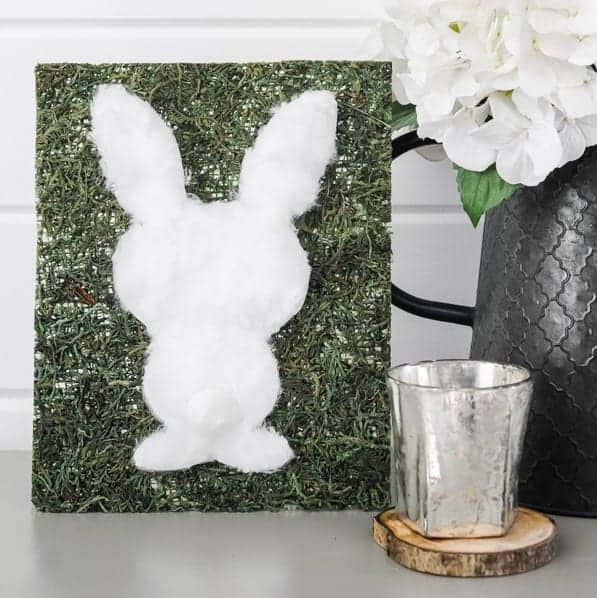 DIY Bunny Sign
