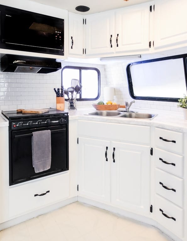 How to Paint RV Cabinets