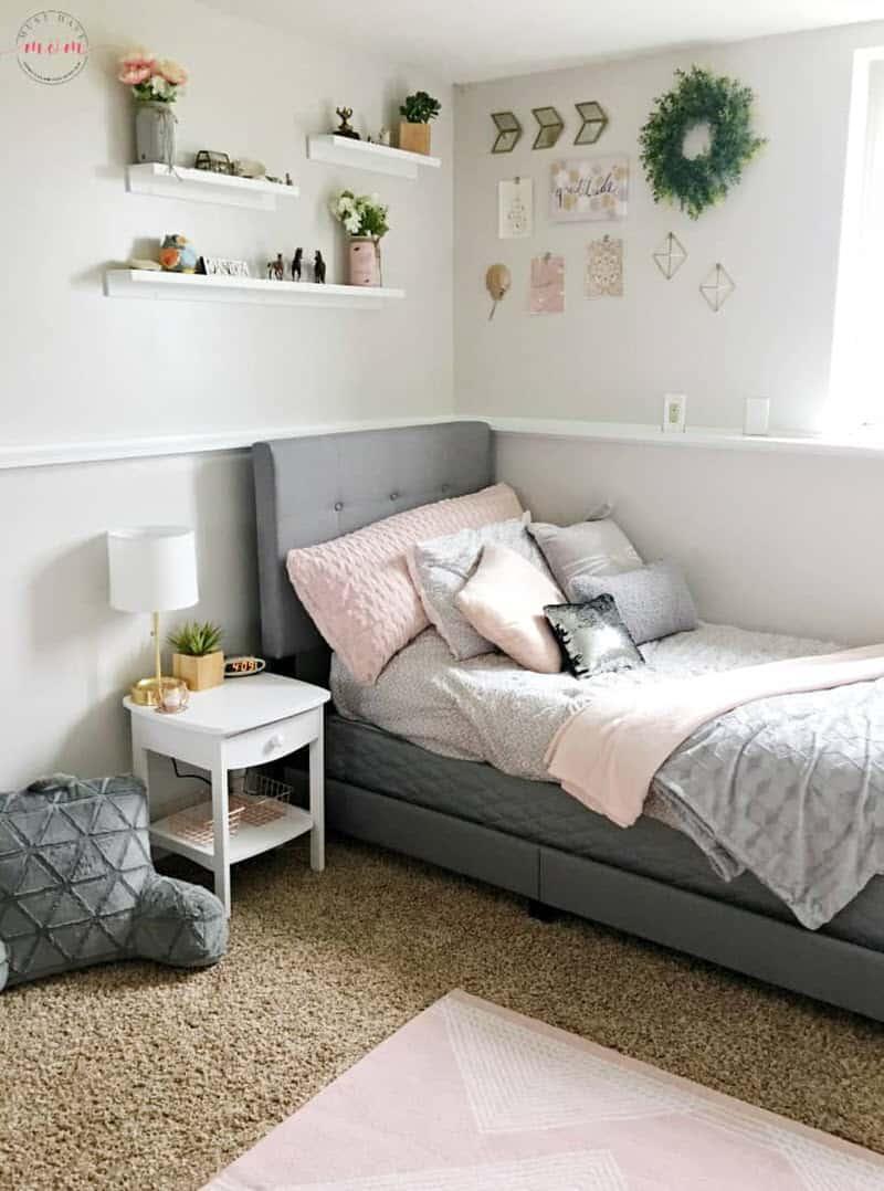 27 Fun And Stylish Teen Girl S Bedroom Ideas Joyful Derivatives