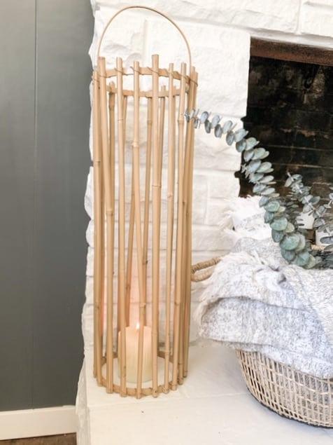 DIY Bamboo Lantern