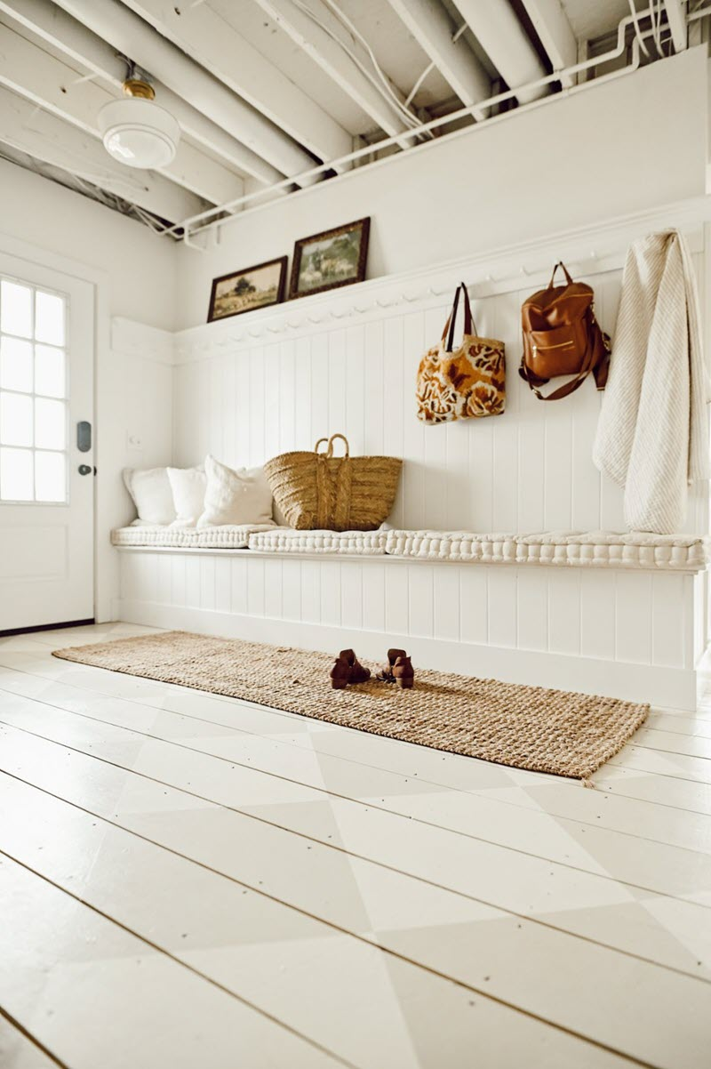 18 Cheap Flooring Ideas   Stunning DIY Floors to Try   Joyful ...
